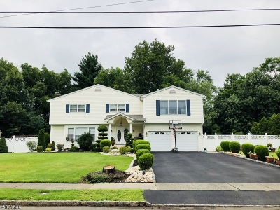 Clark Twp. Single Family Home For Sale: 26 Deerwood Dr