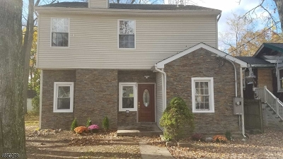 Parsippany-Troy Hills Twp. Single Family Home For Sale: 47 Lake Shore Dr