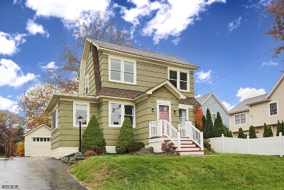 WESTFIELD Single Family Home For Sale: 245 Virginia St