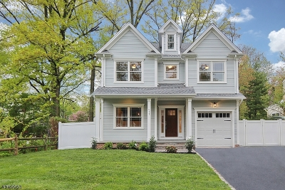 WESTFIELD Single Family Home For Sale: 811 Fairacres Ave