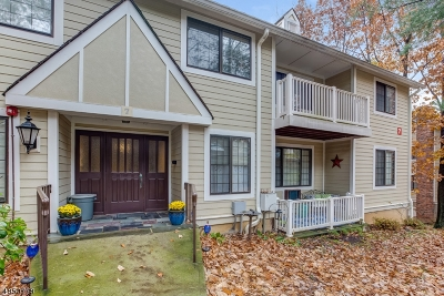 Morris Plains Boro Condo/Townhouse For Sale: 7d Foxwood Dr #D