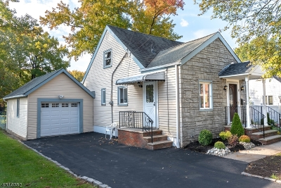 Clark Twp. Single Family Home For Sale: 8 Ridgeview Ter