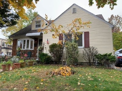 Union Twp. Single Family Home For Sale: 1010 Adams Ave