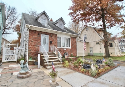 Roselle Boro Single Family Home For Sale: 449 W 2nd Ave