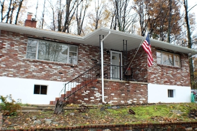 Parsippany-Troy Hills Twp. Single Family Home For Sale: 775 Tabor Rd