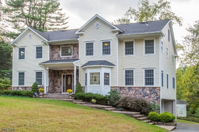 Morris Twp. Single Family Home For Sale: 7 Sussex Pl