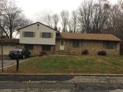 Randolph Twp. Single Family Home For Sale: 44 Sanford Dr