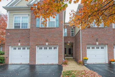 Morristown Town NJ Condo/Townhouse For Sale: $499,900