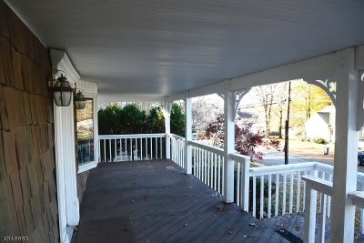 West Orange Twp. Single Family Home For Sale: 8 Forest Ave