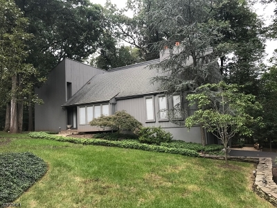 WATCHUNG Single Family Home For Sale: 325 High Tor Dr