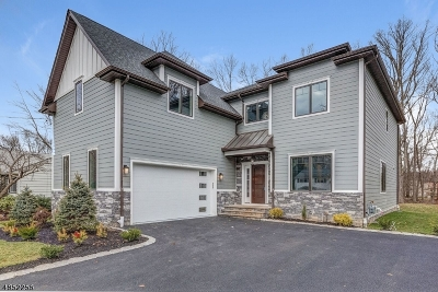 Livingston Twp. Single Family Home For Sale: 10 Bryant Dr