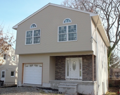 Parsippany-Troy Hills Twp. Single Family Home For Sale: 50 Calumet Ave