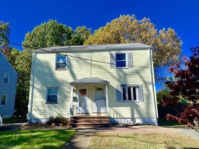WESTFIELD Single Family Home For Sale: 311 Windsor Ave