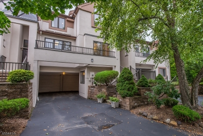 West Orange Twp. Condo/Townhouse For Sale: 47 Schindler Ter