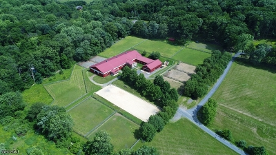 Tewksbury Twp. Single Family Home For Sale: 29 Sutton Rd