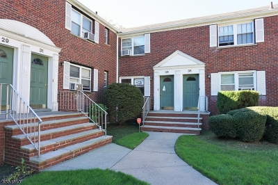 ROSELLE Single Family Home For Sale: 33a Carolyn Ter