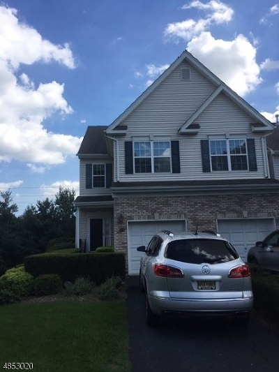 Nutley Twp. Condo/Townhouse For Sale: 589 Brittany Cir