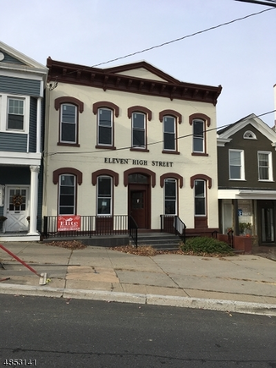 Newton Town NJ Commercial For Sale: $449,000