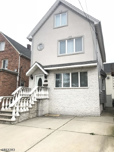 Bayonne City Single Family Home For Sale: 810 A Ave