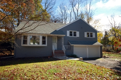 Scotch Plains Twp. Single Family Home For Sale: 1934 Inverness Dr