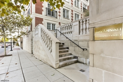 Union County Condo/Townhouse For Sale: 111 Prospect St #4F