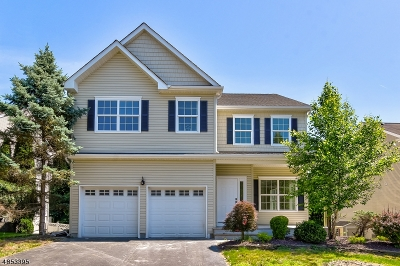 East Brunswick Twp. Single Family Home For Sale: 42 Berkshire Way