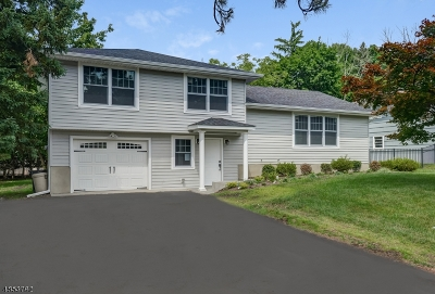 Livingston Twp. Single Family Home Active Under Contract: 69 Sykes Ave