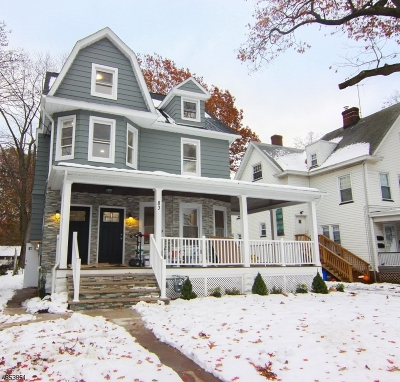 Bloomfield Twp. Multi Family Home For Sale: 83 Williamson Ave