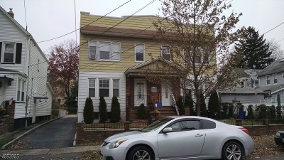 Nutley Twp. Condo/Townhouse For Sale: 12-1 Race St