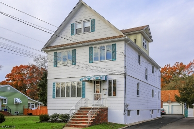 Garwood Boro Multi Family Home For Sale: 20 Third Avenue