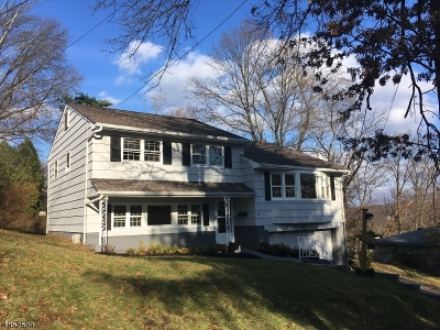 West Orange Twp. Single Family Home For Sale: 45 Hoover Ave