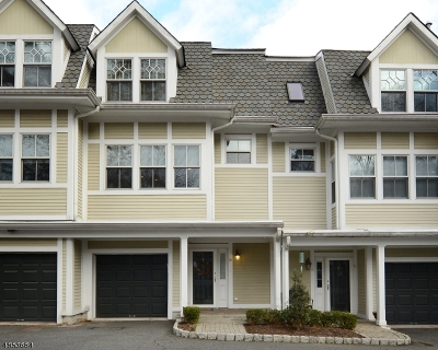 Montclair Twp. Condo/Townhouse For Sale: 66 S Fullerton Ave C0012 #12
