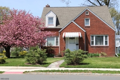 Union Twp. Single Family Home For Sale: 396 Huntington Rd