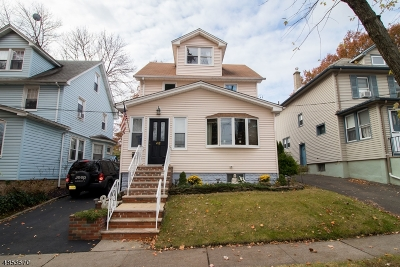 Roselle Park Boro Single Family Home For Sale: 412 Filbert St