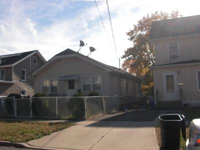 Roselle Boro Single Family Home For Sale: 442 Mercer Ave