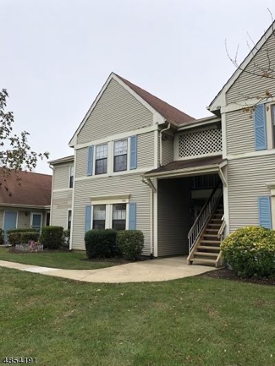 East Brunswick Twp. Condo/Townhouse For Sale: 186 W Wycoff Way
