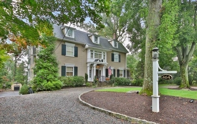 Boonton Town Single Family Home For Sale: 464 Morris Ave