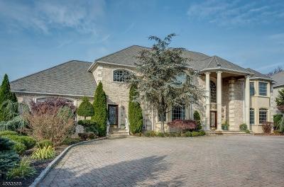 Livingston Twp. Single Family Home For Sale: 58 Burnet Hill Rd