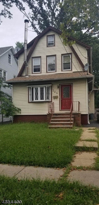 Roselle Boro Single Family Home For Sale: 366 W 3rd Ave