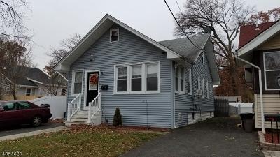 Roselle Boro Single Family Home For Sale: 620 Spruce St