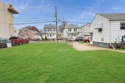 Hillside Twp. Residential Lots & Land For Sale: 354 Harvard Ave