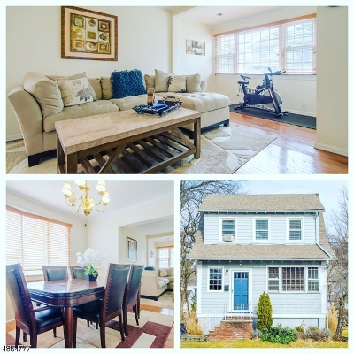 Millburn Twp. Single Family Home For Sale: 3 Oakdale Ave