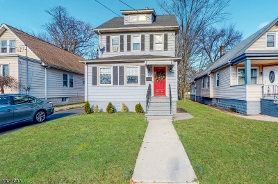 Roselle Boro Single Family Home For Sale: 312 W 5th Ave
