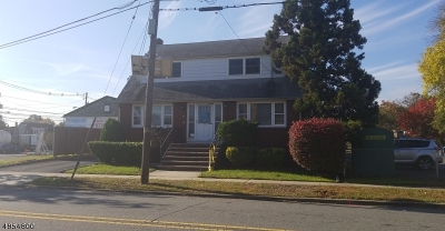 Linden City Single Family Home For Sale: 716 Clinton St