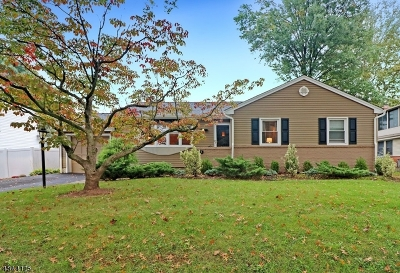 Clark Twp. Single Family Home For Sale: 579 Valley Rd