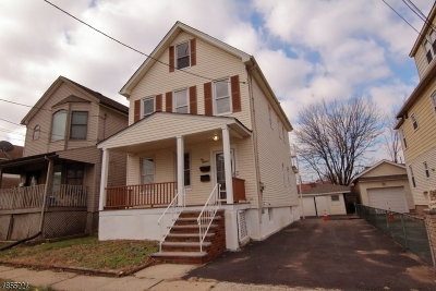 Linden City Multi Family Home For Sale: 118 Irene St