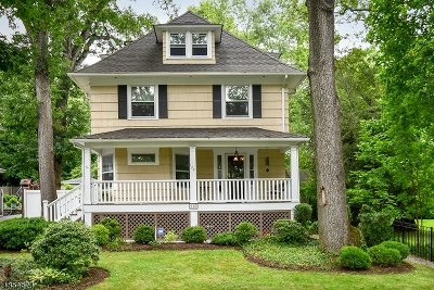 Summit City Single Family Home For Sale: 120 Mountain Ave