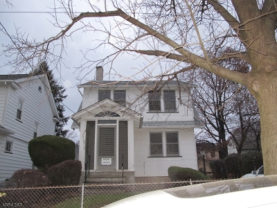 West Orange Twp. Single Family Home For Sale: 53 Kirk St