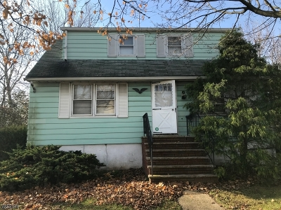 Linden City Single Family Home For Sale: 1200 Winans Ave