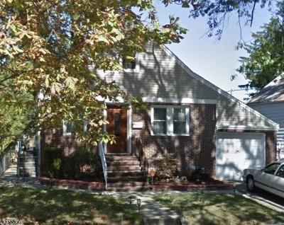 Roselle Boro Single Family Home For Sale: 363 E 7th Ave